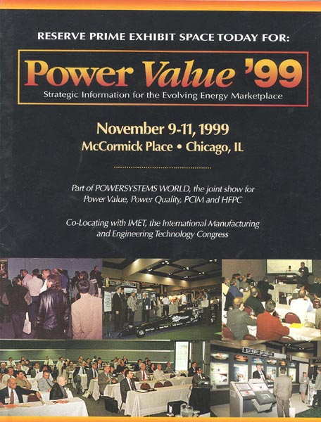 Power Value '98 Convention